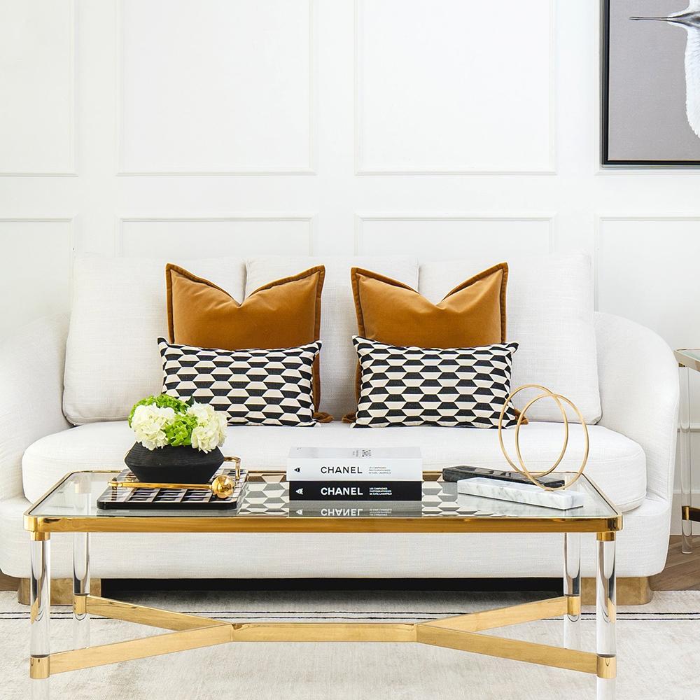 Asher Bundle Decorative Pillow Package (4pcs)