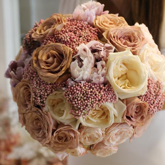 True Romance Bridal Bouquet