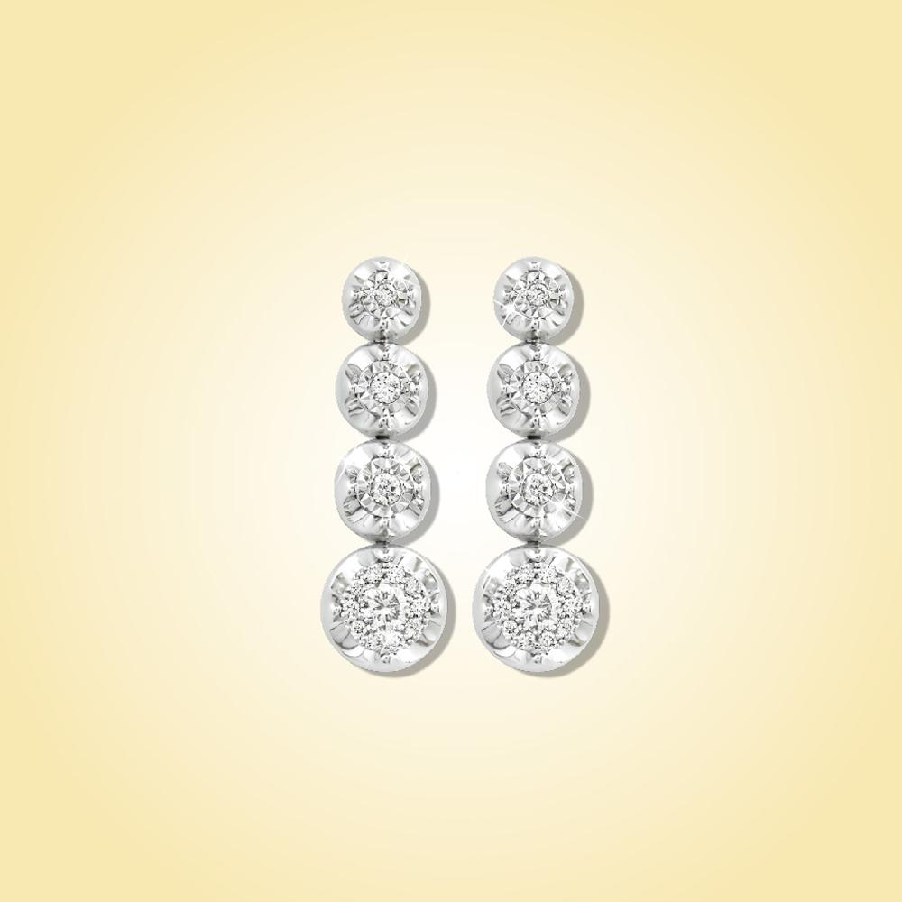 Tennis Earrings