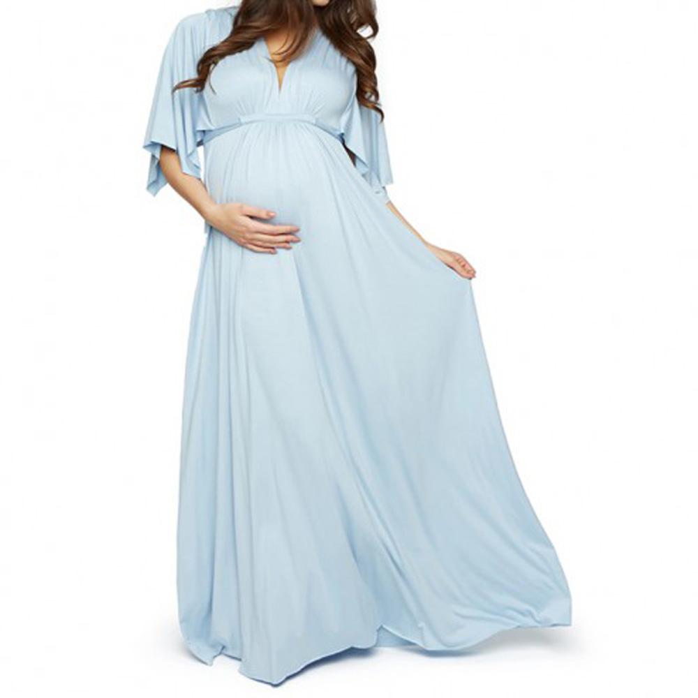 Rachel Pally Cielo Maternity Caftan Dress