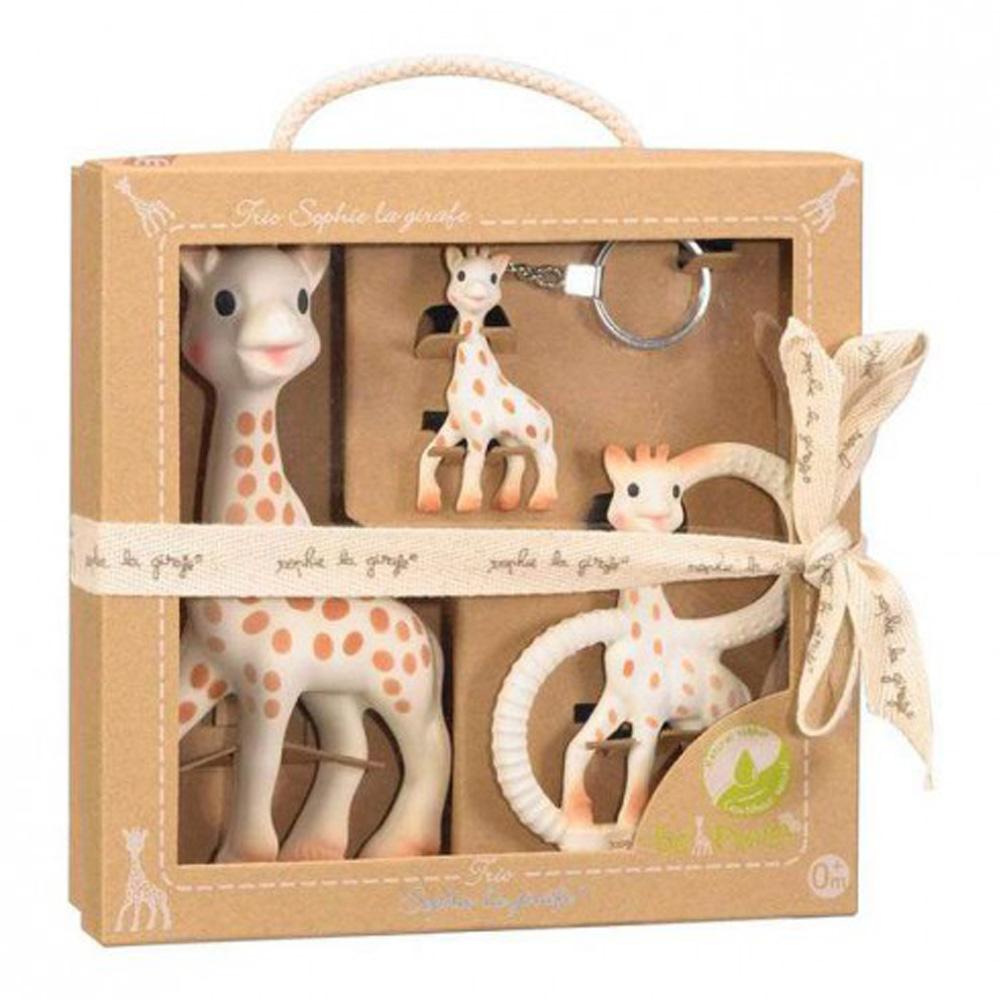 Sophie La Girafe So Pure Trio