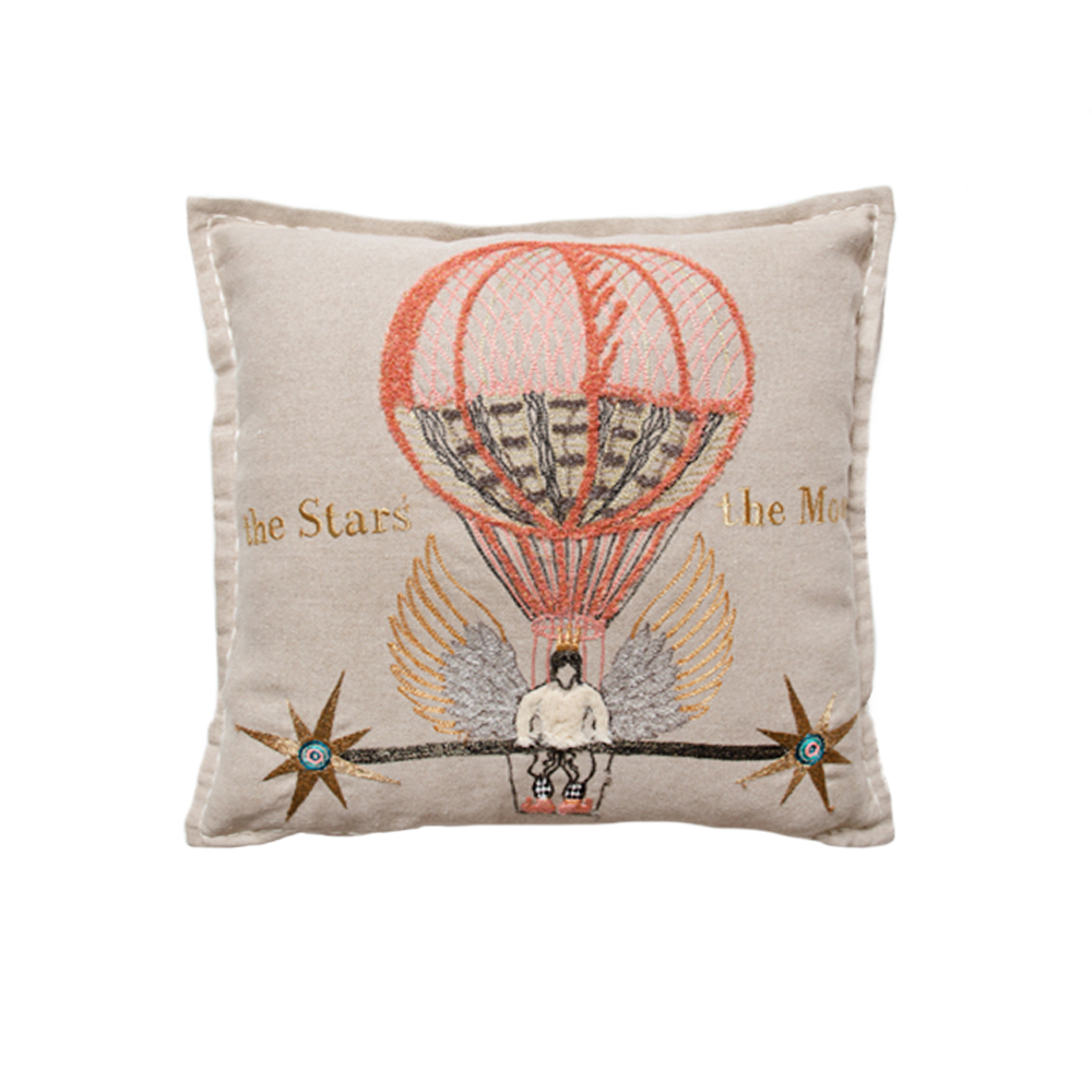 Bokja The Moon & The Star Cushion