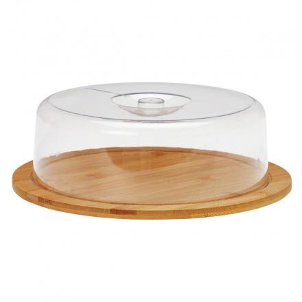 Round Cheese Dome