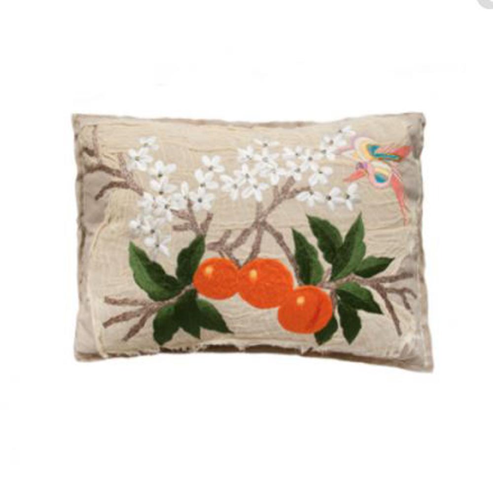 Bokja Orange Blossom Cushion