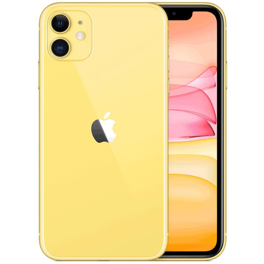 iPhone 11 64GB,Yellow