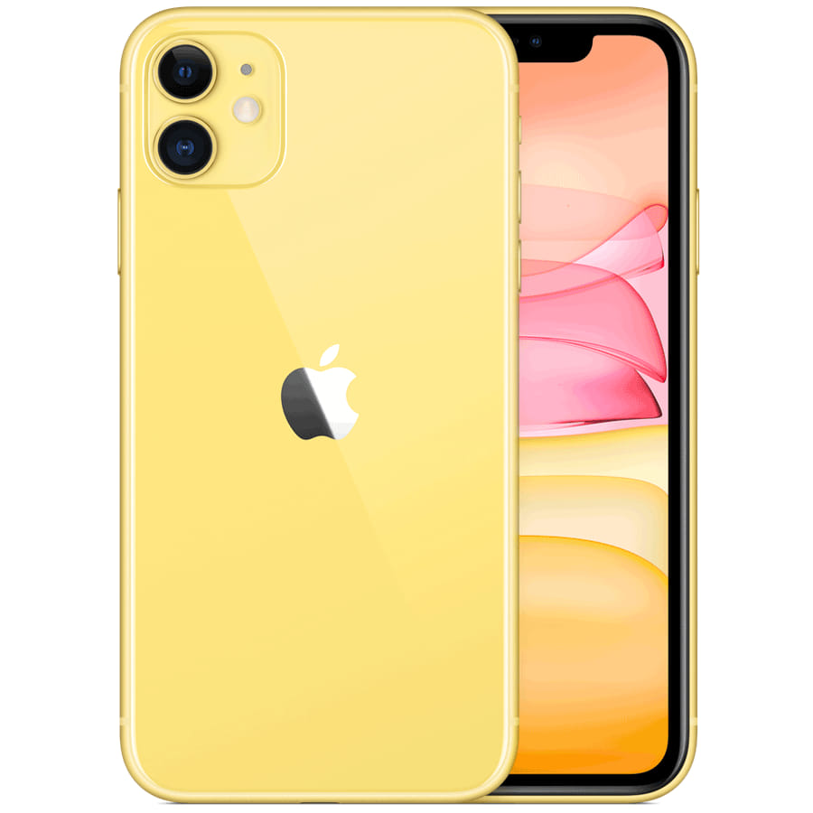 iPhone 11 256GB,Yellow