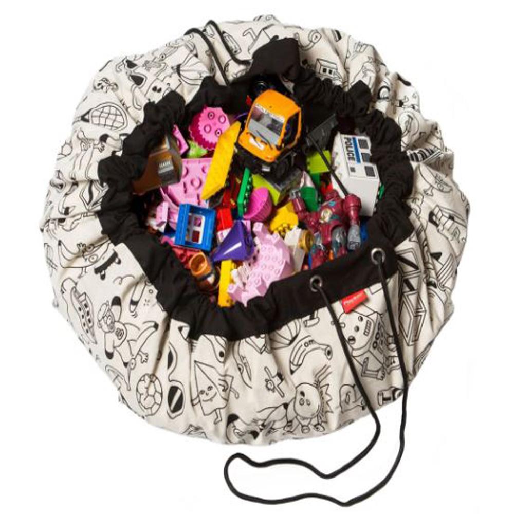 Playmat & Storage Bag-OMY