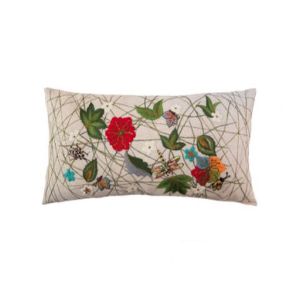 Bokja Ghassan's Garden Cushion