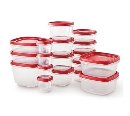 40 pcs Food Storage Set