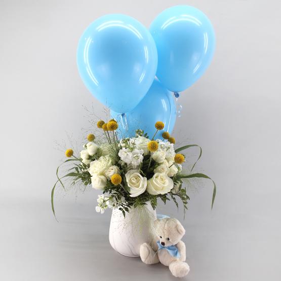 Sweet Blessings Blue Package