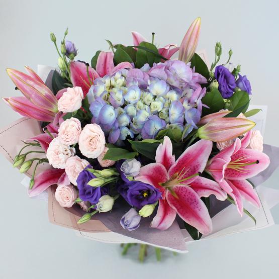 Vibrance Flower Bouquet