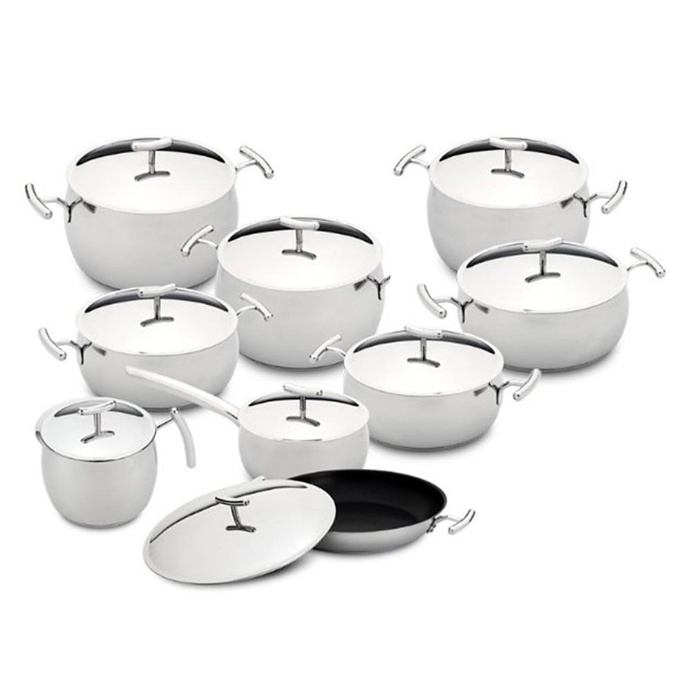 Yumi Cookware Set 9pcs