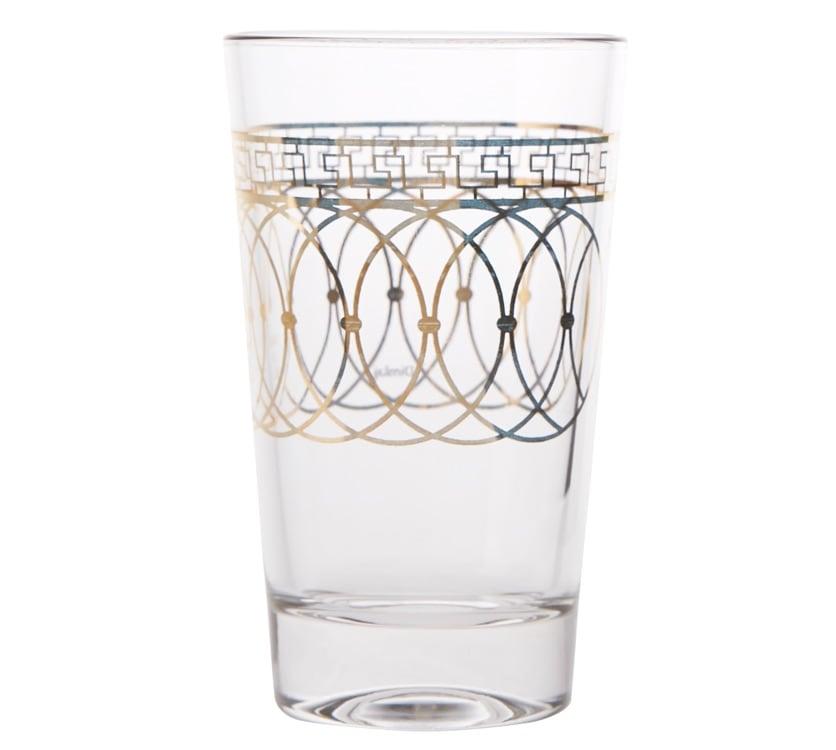 Dimlaj - Tea Glass w/o Handle set Nile Gold/6pcs