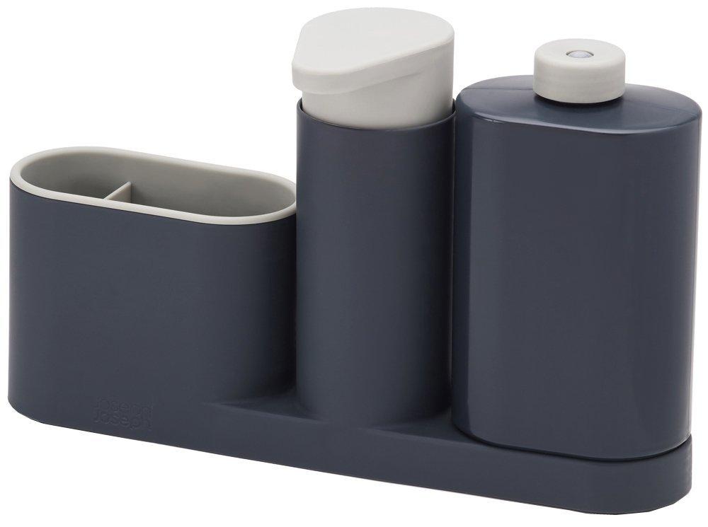 JJ SinkBase Sink Tidy Set White & Grey