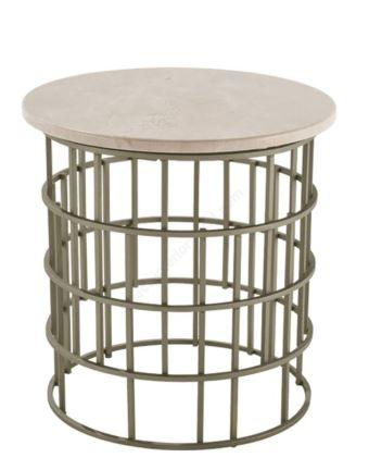 Adriana Hoyos / Side table / Bolero