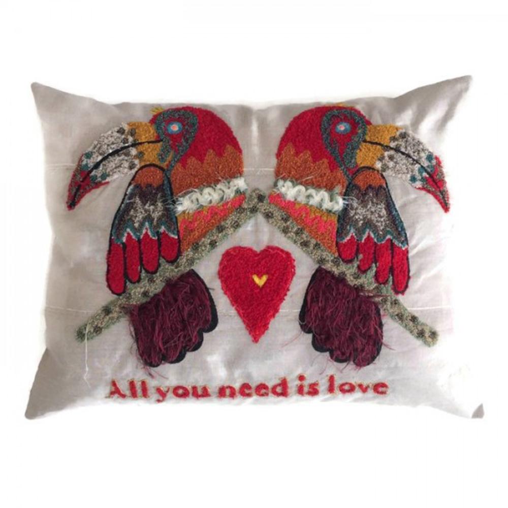 Bokja All you Need is Love Cushion