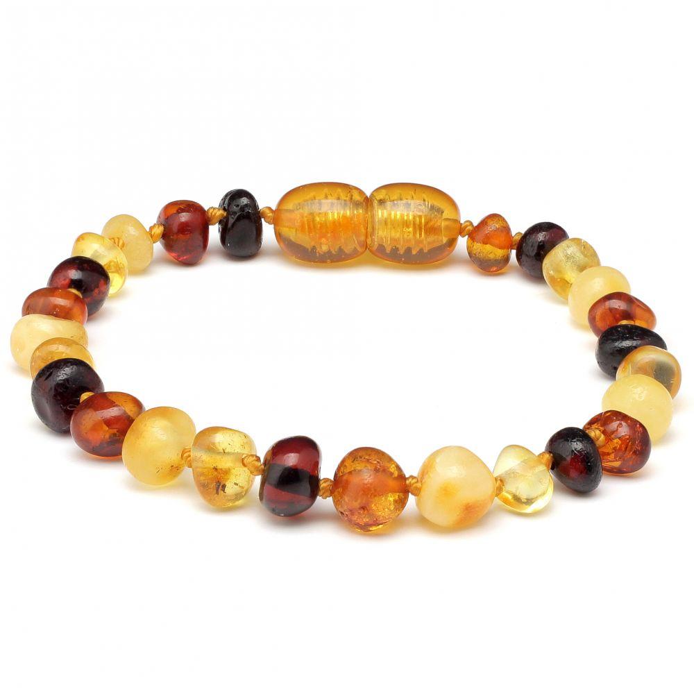 Amber Bracelet - Multicoloured