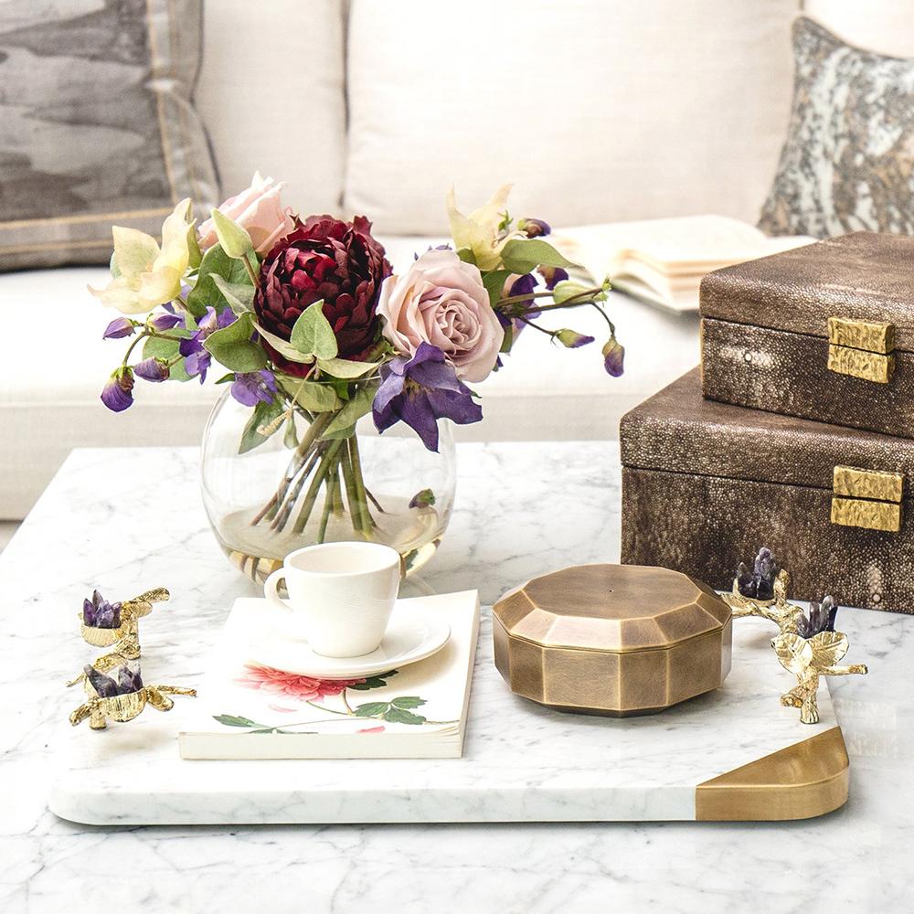 Alexandria bandiagara Coffee-Table Tray