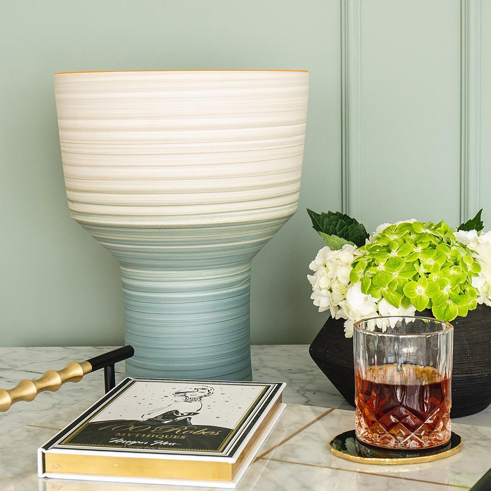 Mark Arneson Ceramic Centerpiece Pots
