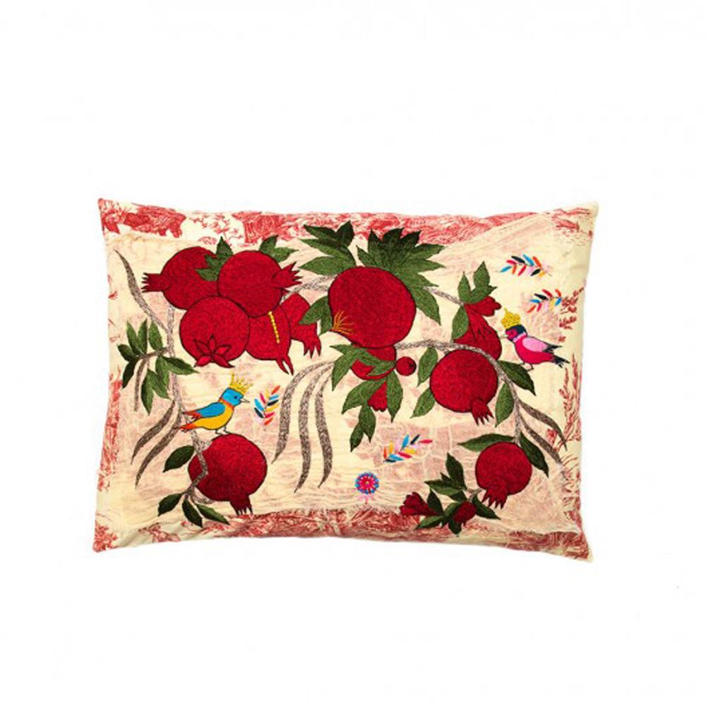 Bokja Pomegranate Cushion - Toile de Jury