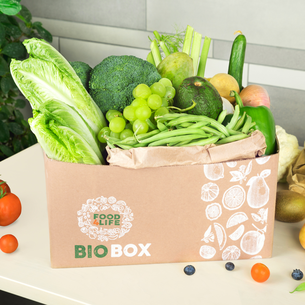 My Bachelor(ette) Fruit Biobox 3kg