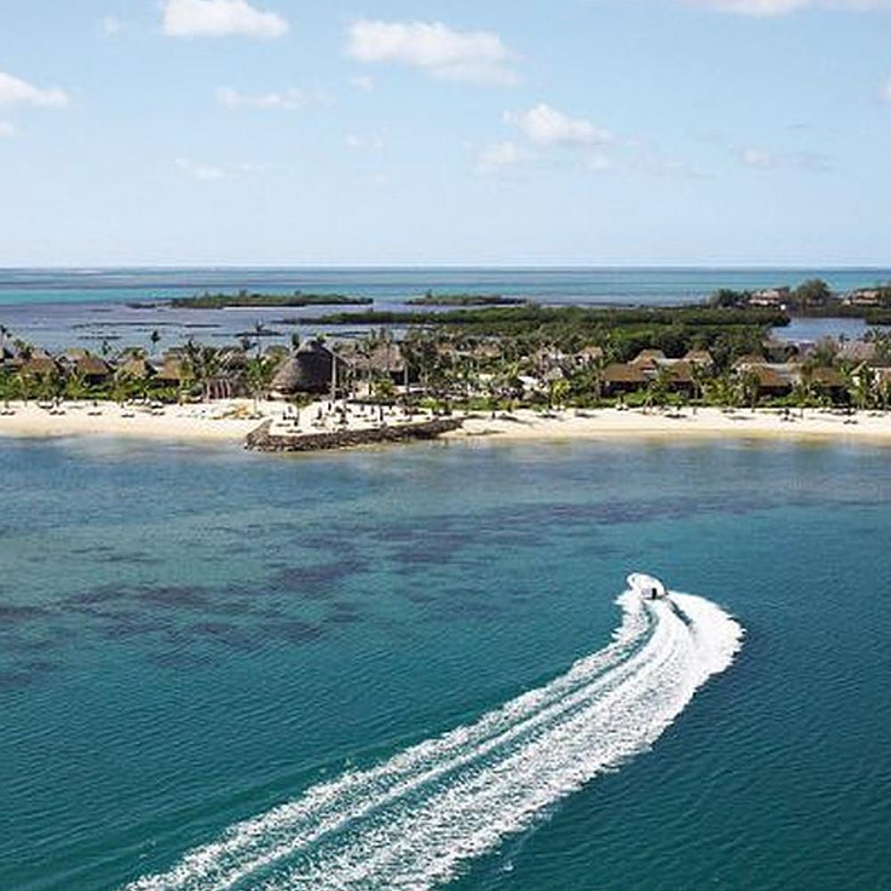 Contribution to Honeymoon in Mauritius