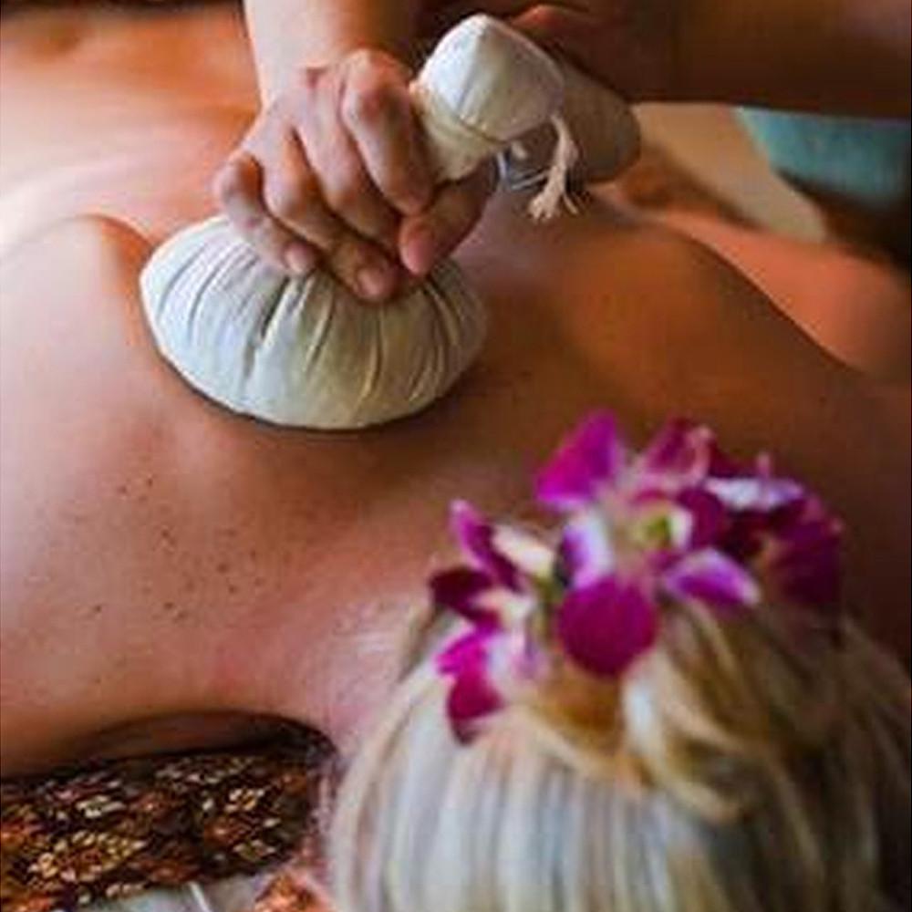 Contribution to Honeymoon Thai Massage