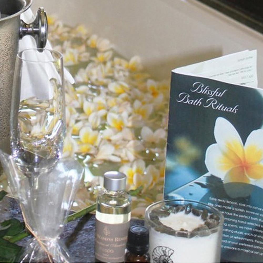 Contribution to Bath Ritual in Mauritius Four Seasons