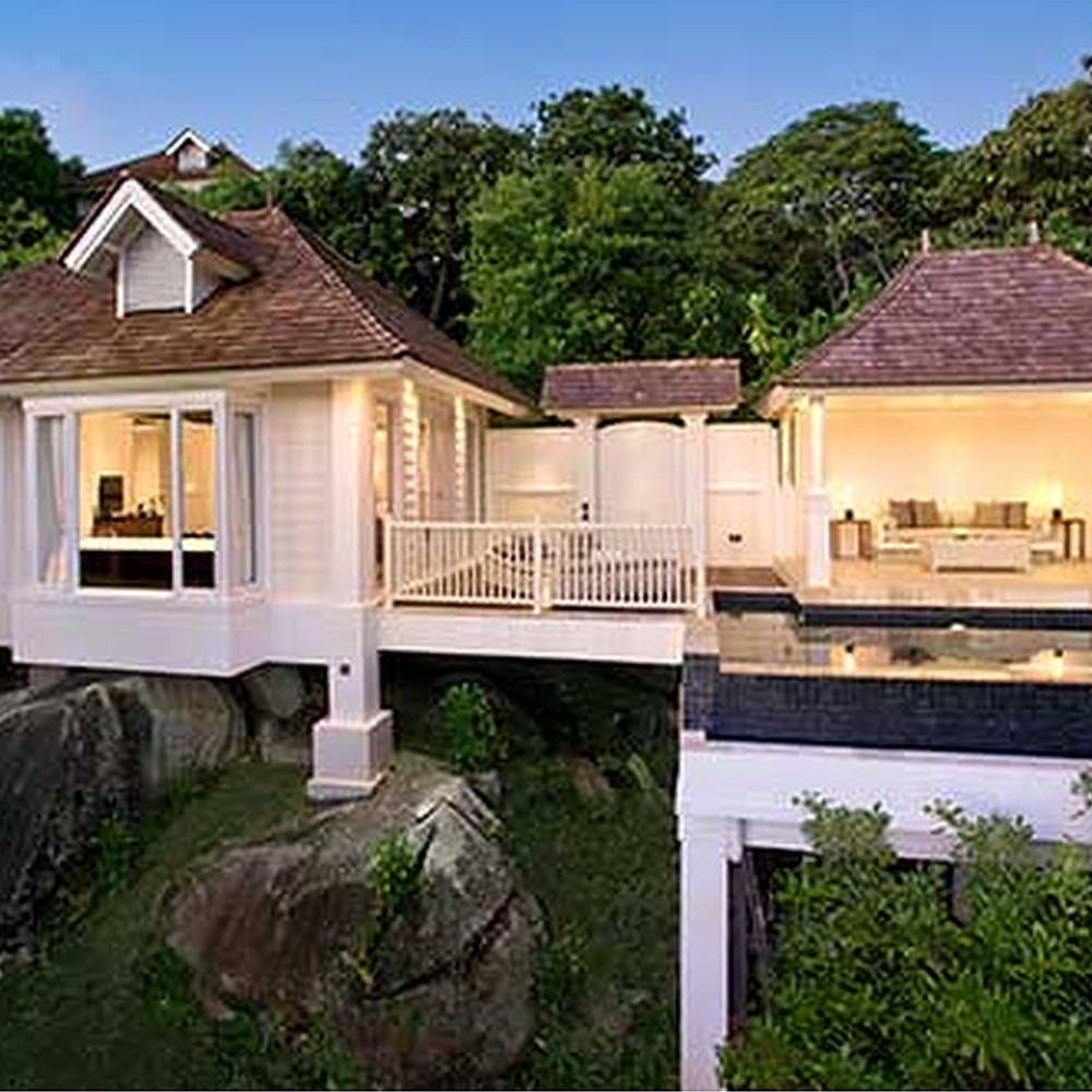 Contribution to Seychelles Honeymoon suite