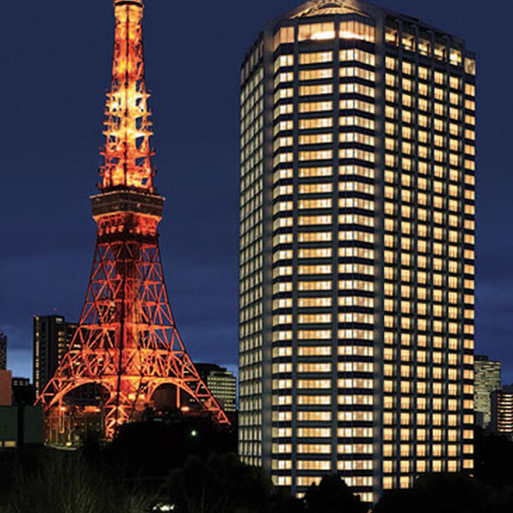 Contribution to Tokyo Prince Hotel