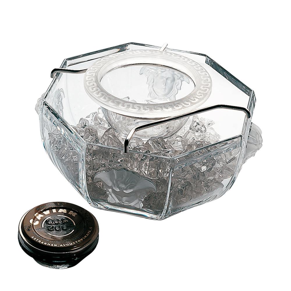 Versace Medusa Caviar Bowl 3 pcs