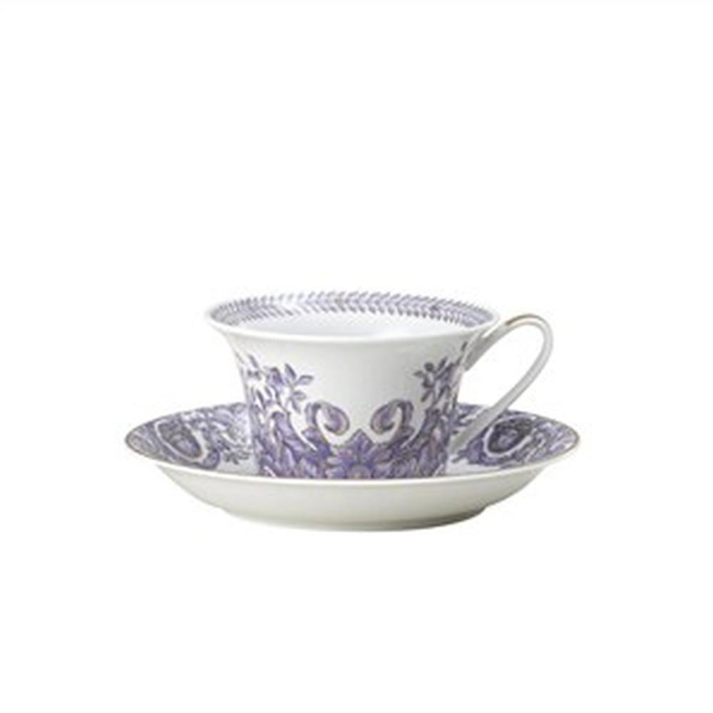 Christofle Tea Cup and Saucer Set