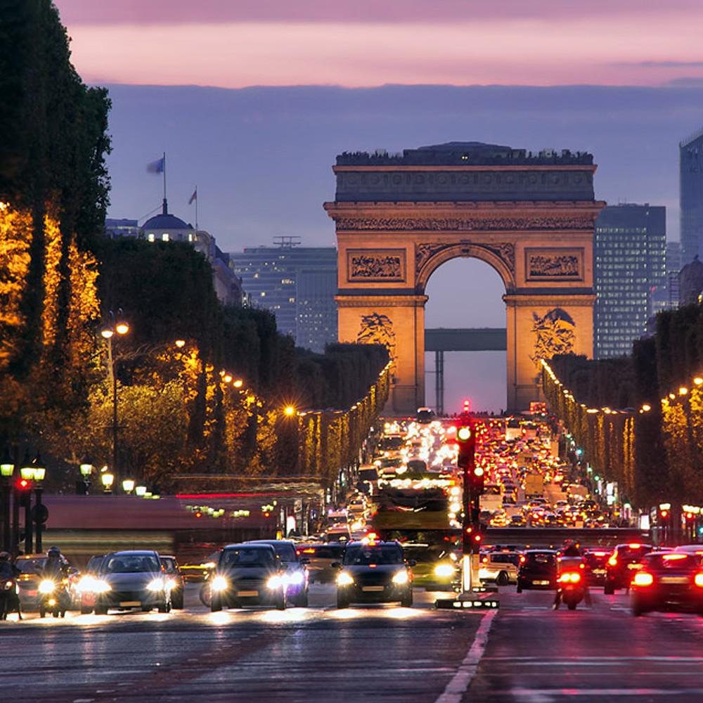 Contribution to Paris City Tour