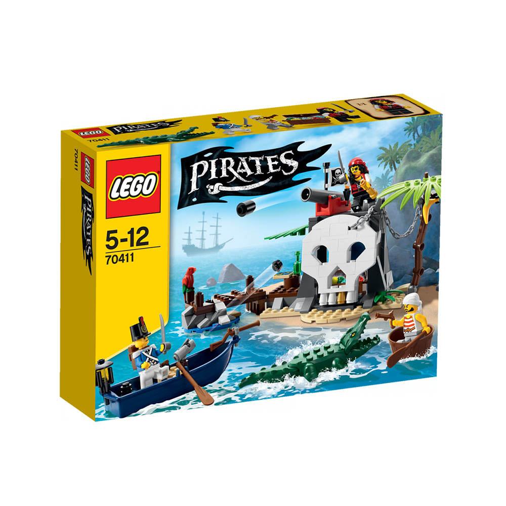 Lego Treasure Island