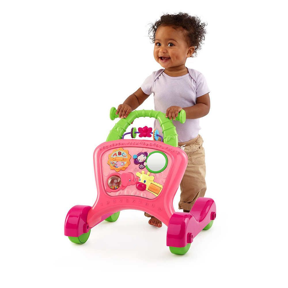 Bright Starts Sit-to-Stride Activity Walker