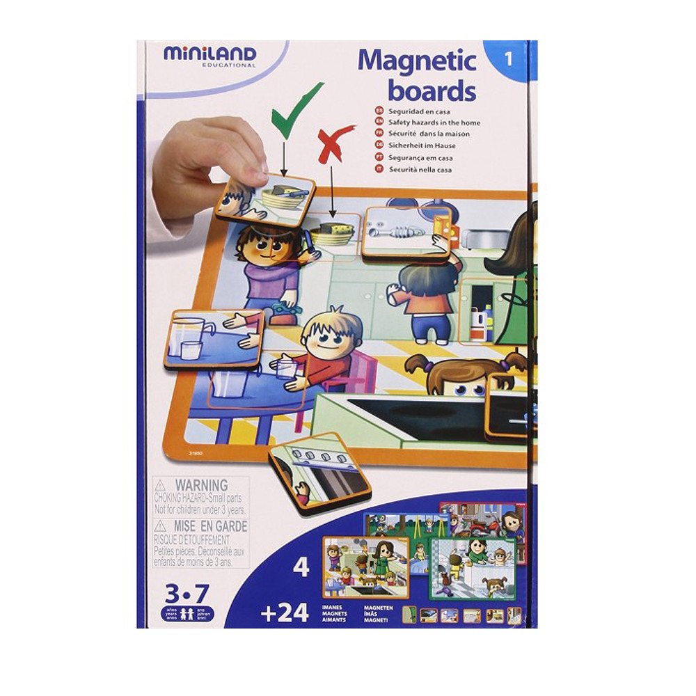 Miniland Home Magnetic Boards