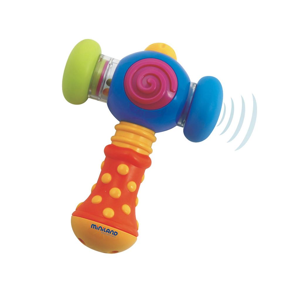 Miniland Hammer Sounds