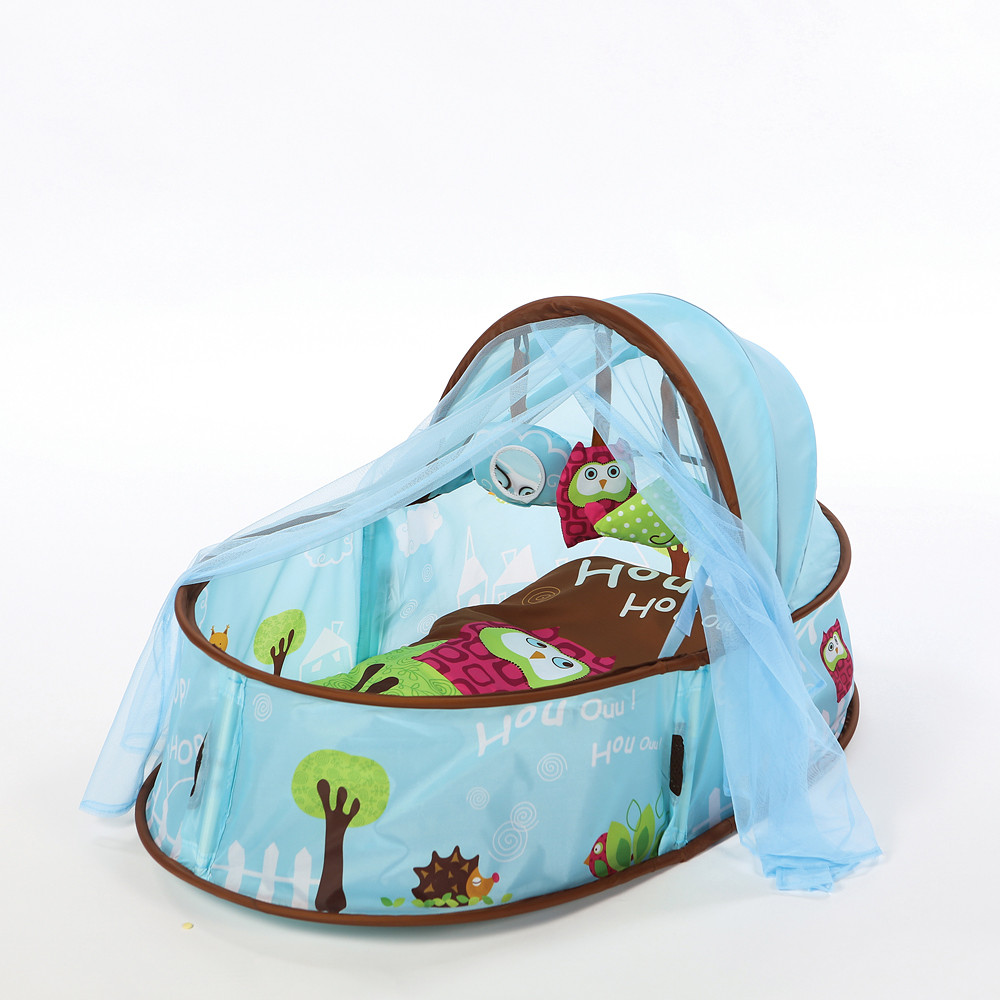 Ludi Dodo Owl Travel Bed