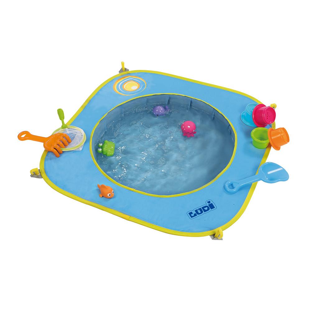 Ludi Pop Up Beach Swimming Pool