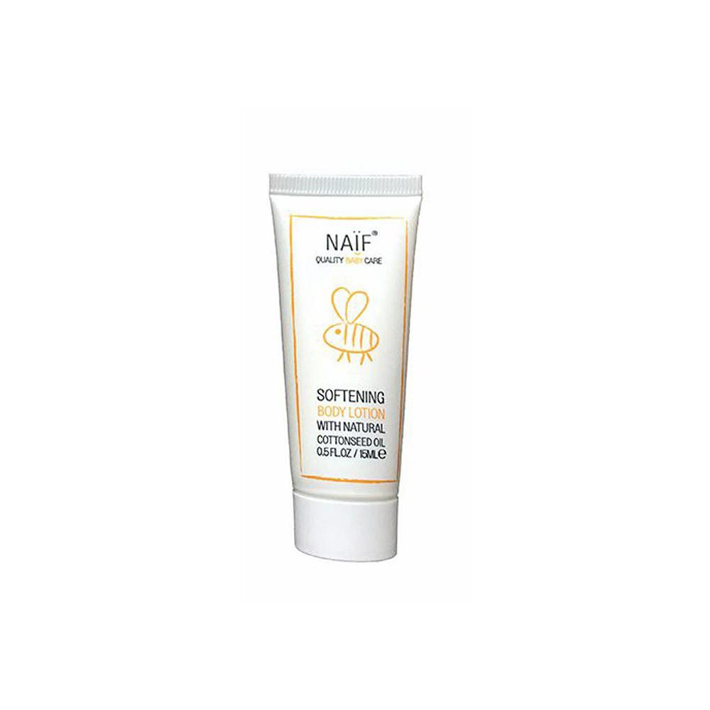 Naif Softening Body Lotion 15ML