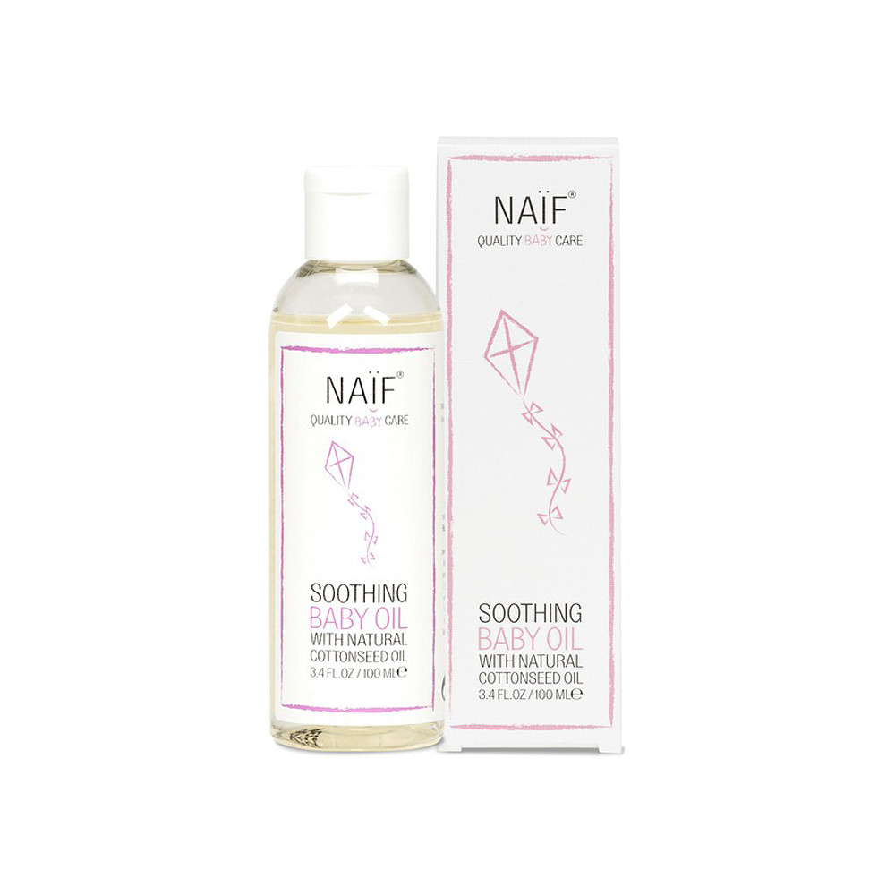 Naif Soothing Baby Oil 100ML