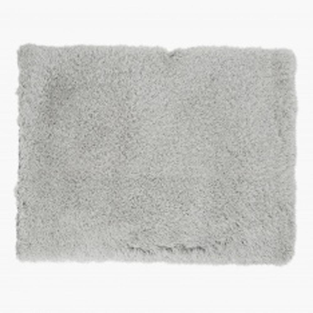 Home Centre Adorn Shaggy Silver 160x230cm