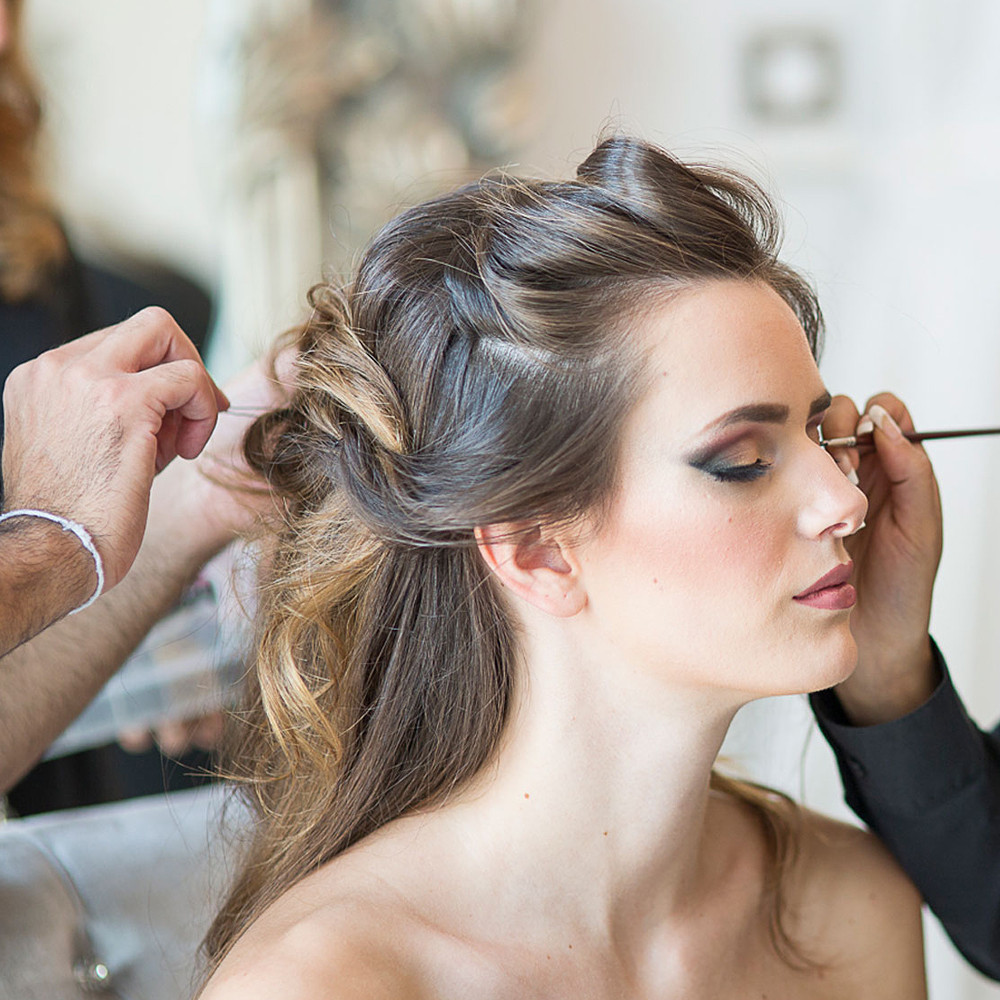 Blowout&Go Hair Service - Updo