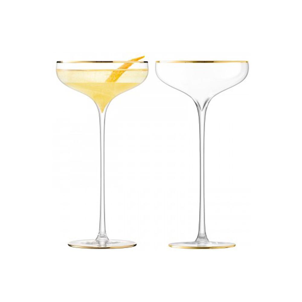 LSA International Celebrate Champ Glass