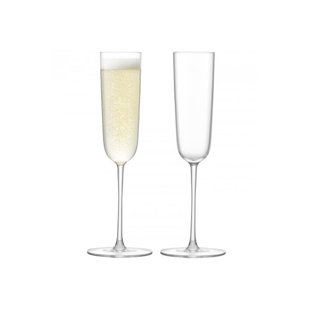 LSA International Olivia Flute Glass