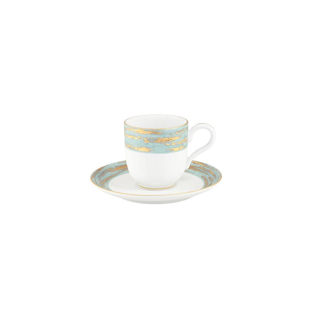 Porcel Lotus Coffee Cup