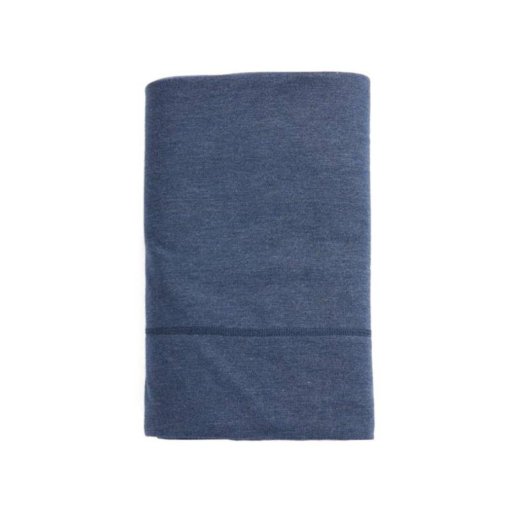 Calvin Klein Flat Sheet Indigo 270x310 Modern Cotton Jersey Body