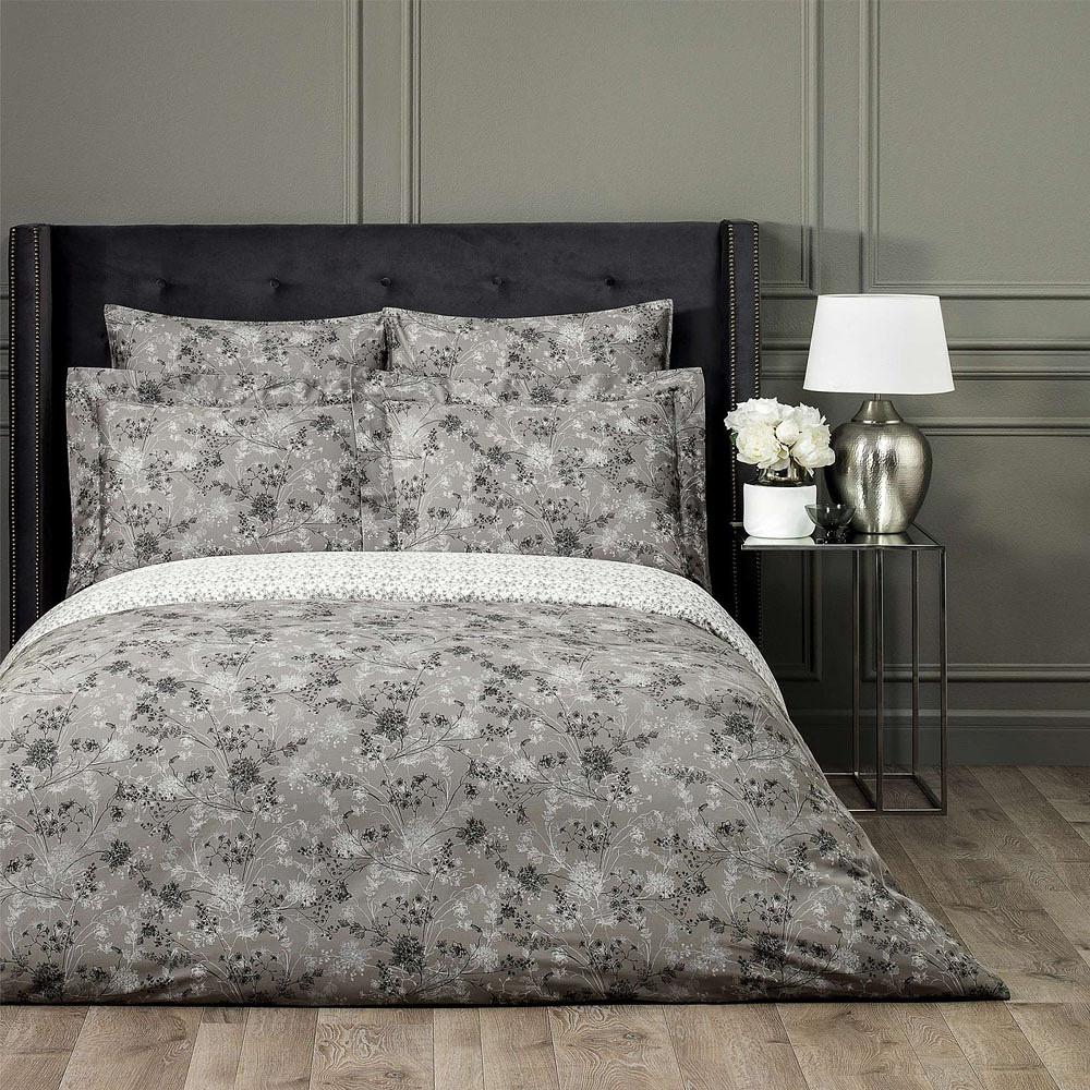 Togas Kristi Bedding Set Gray 260 x 240