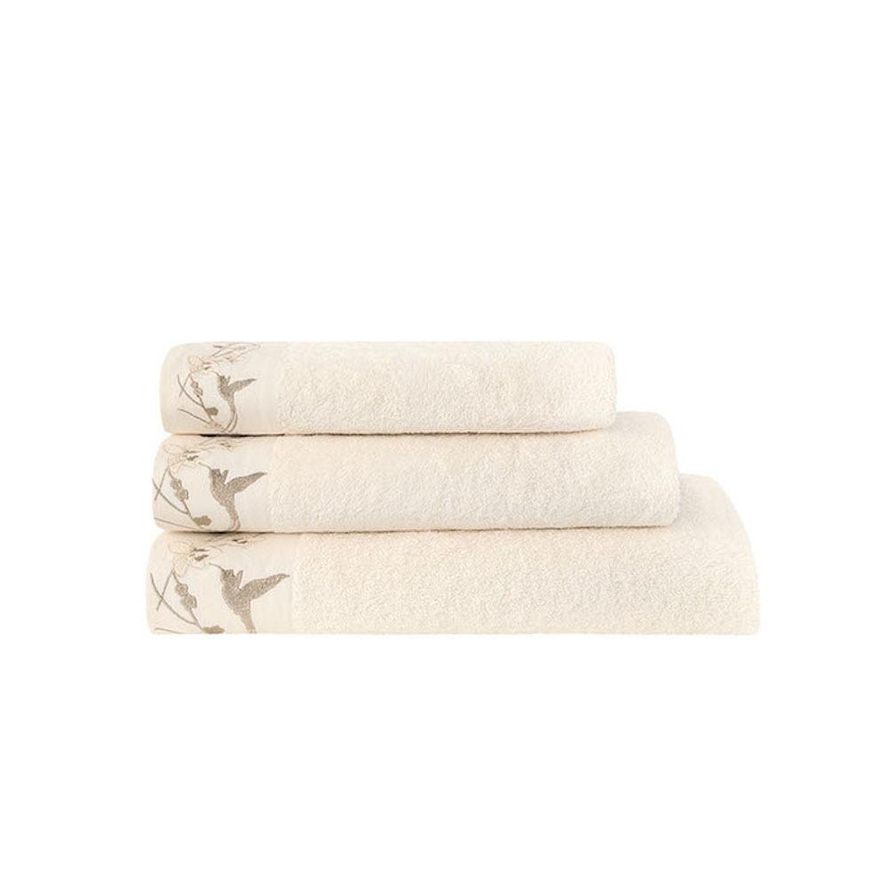 Togas Colibri Ecru Towel Set