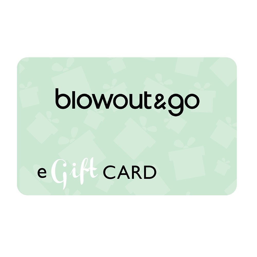Blowout&Go E-Gift Card AED 1